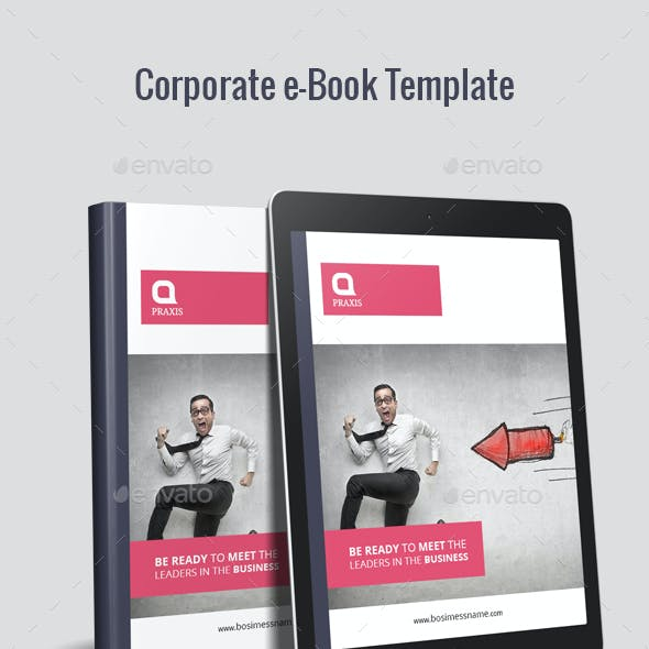 Corporate eBook Template
