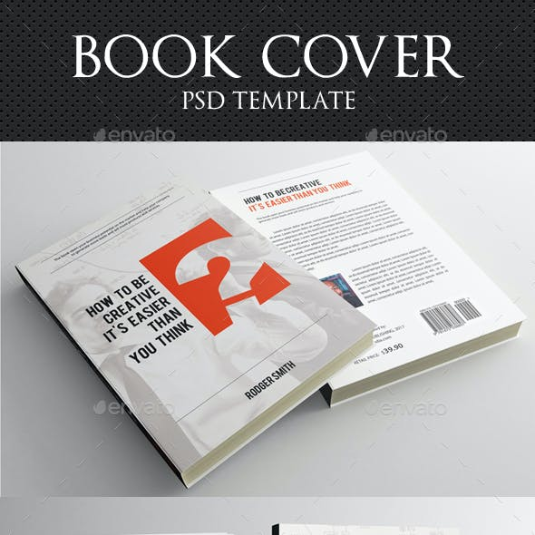 Book Cover Template 22