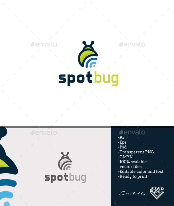 Spot Bug - Animals Logo Templates