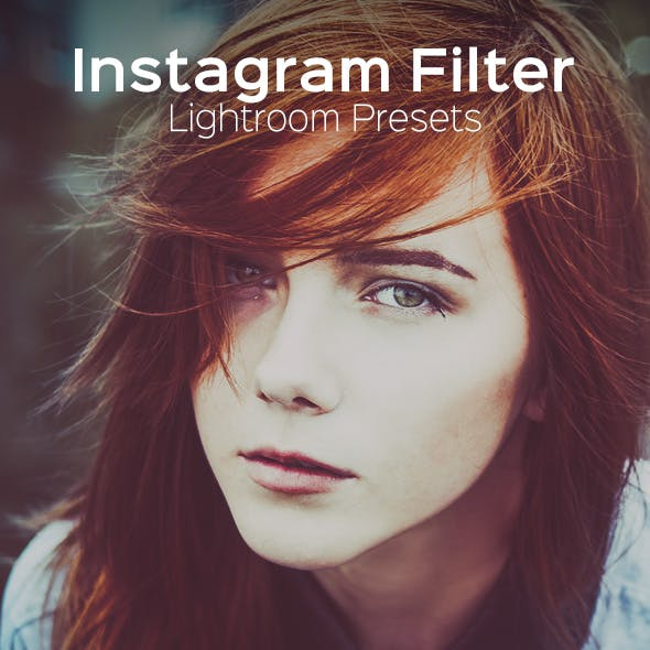 Instagram Filter - Lightroom Presets