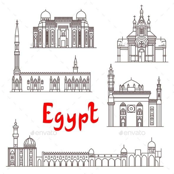 Historic Landmarks and Sightseeings of Egypt