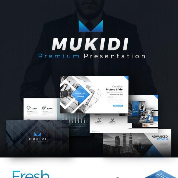 Mukidi Premium Presentation