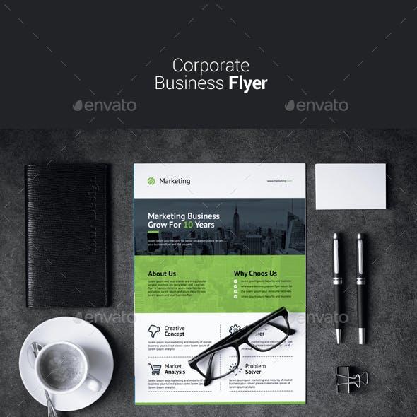Corporate Flyer Bundle 2 in 1