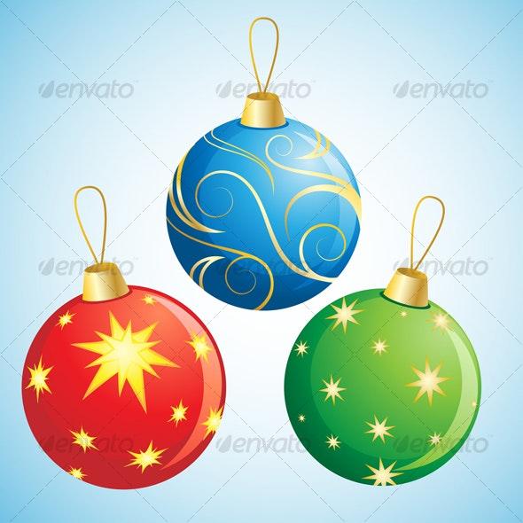 Christmas Ball - Christmas Seasons/Holidays