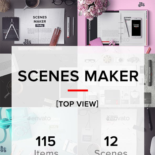 Scenes Maker [Top View]