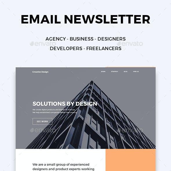 Agency E-Newsletter
