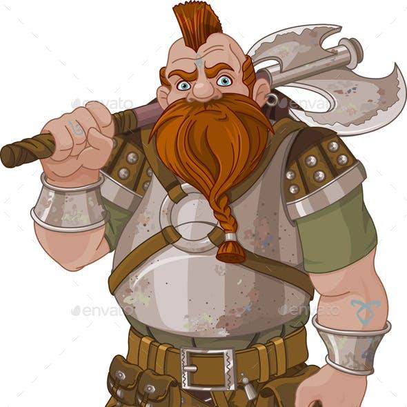 Fantasy Style Dwarf
