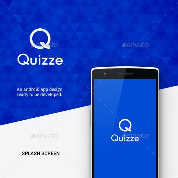 Quizze App