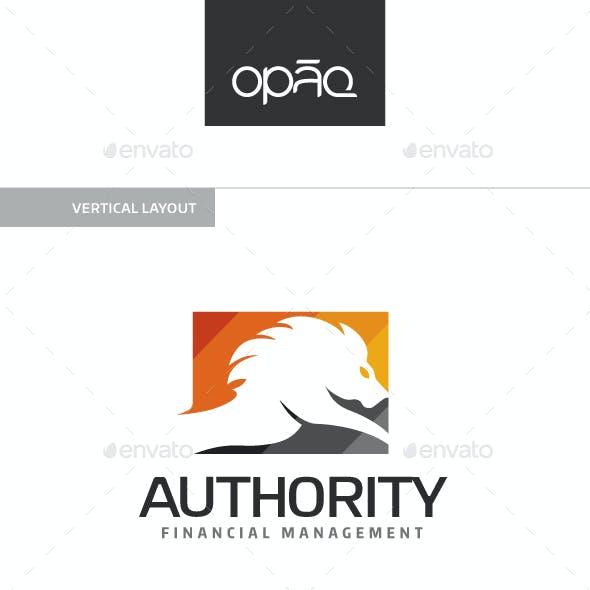 Authority (Lion) Logo