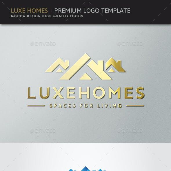 Luxe Homes Logo