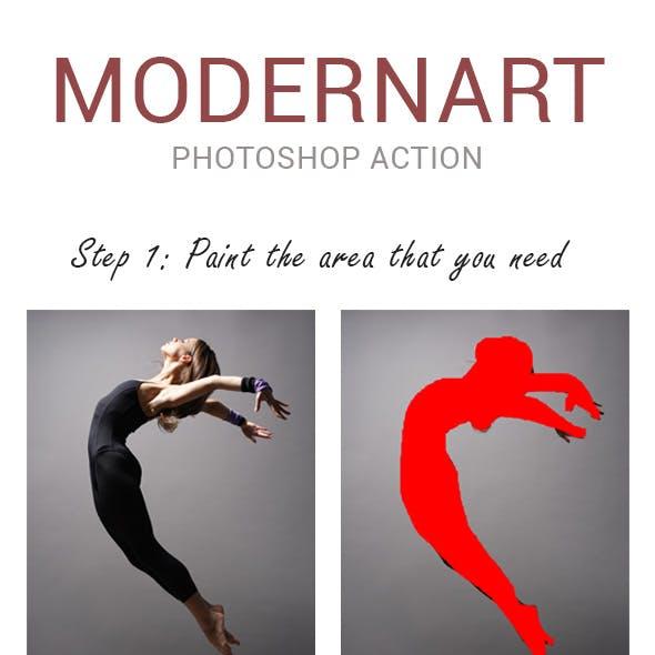 ModernArt-Action