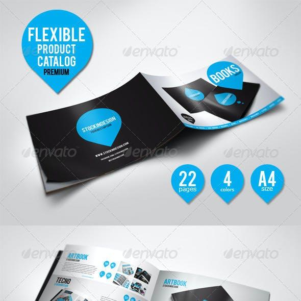 Flexible Product Catalog - Unlimited Colors