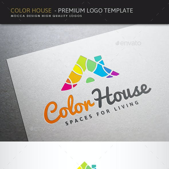 Color House Exclusive Logo