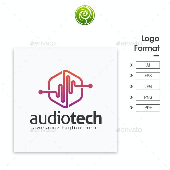 Audio Tech Logo