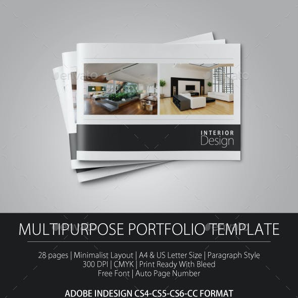 Multipurpose Portfolio Template