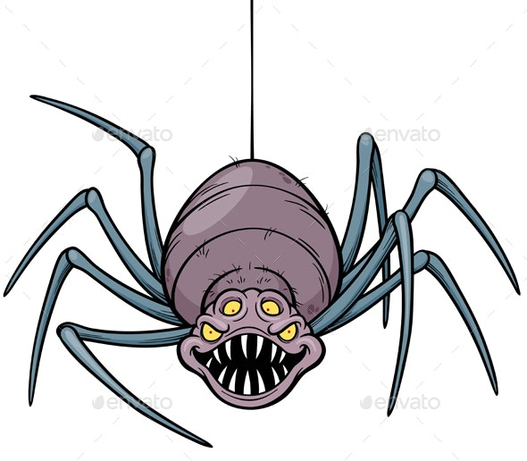 Spider - Animals Characters