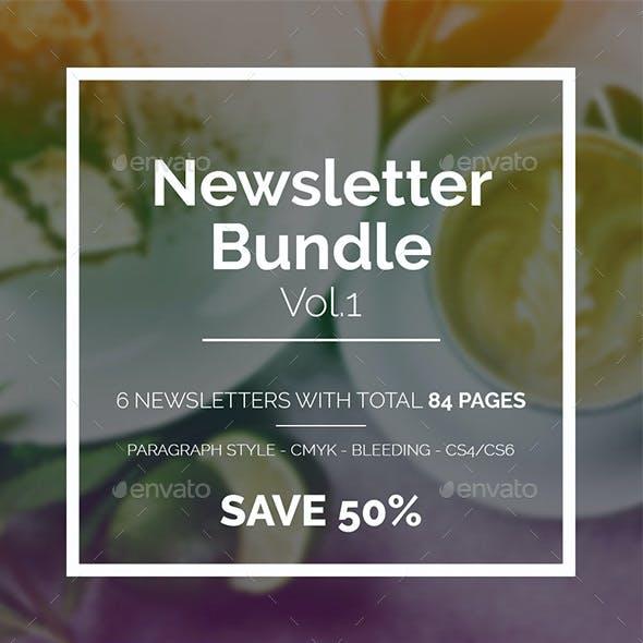Newsletter Bundle Vol.1