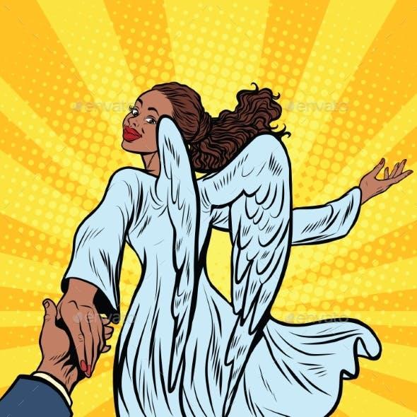 Follow Me Angel Girl