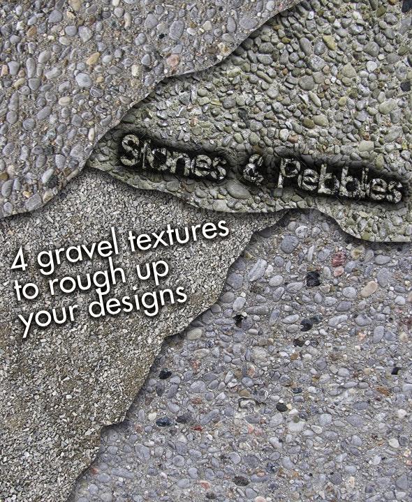 Stones & Pebbles - Stone Textures
