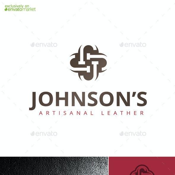 Johnsons Letter J Logo Template