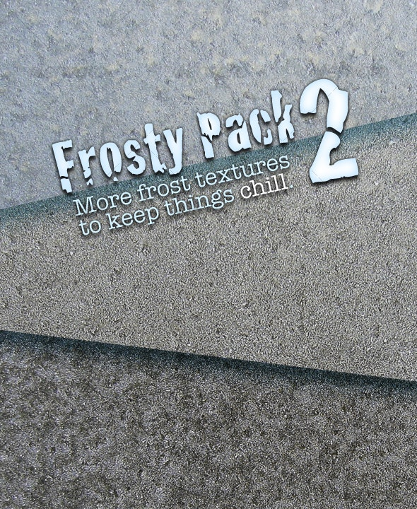 Frosty Pack 2 - Stone Textures