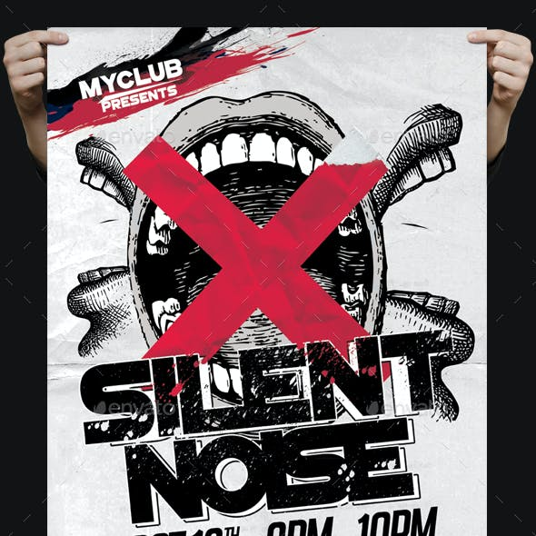 Silent Noice Flyer