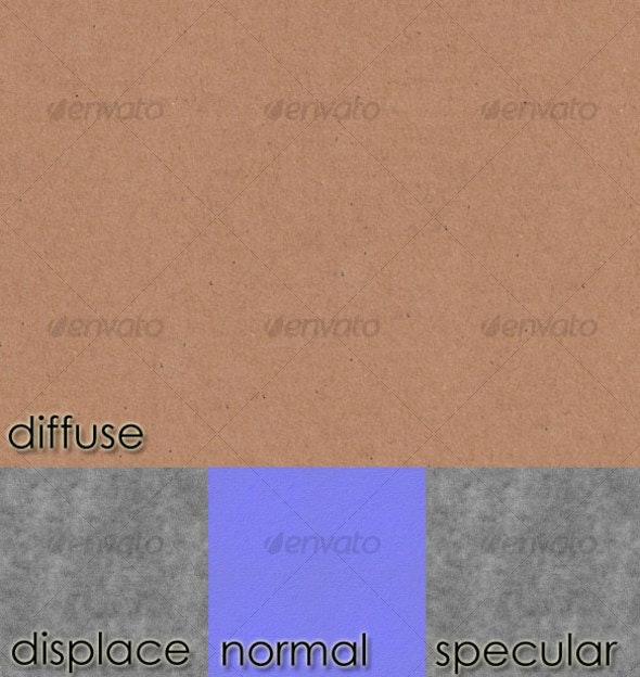 Cardboard Texture - Miscellaneous Textures