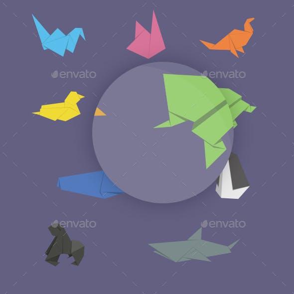Origami Animals ver.2.0