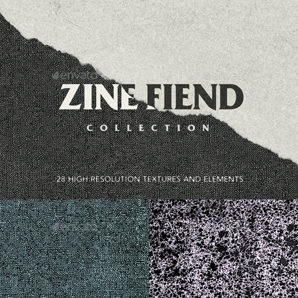 Zine Fiend Texture Collection
