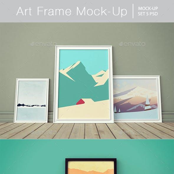 Art Frame Mockup