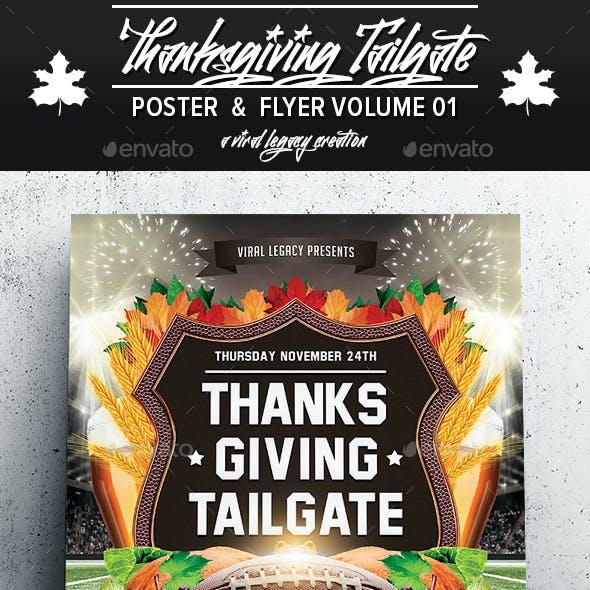 Thanksgiving Tailgate V01
