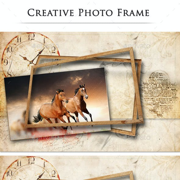 Creative Photo Frame