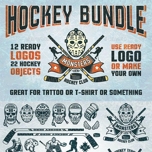 Hockey Logo Pack