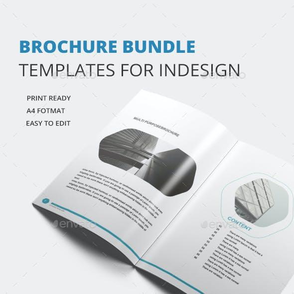 Brochure Bundle - Templates for Indesign