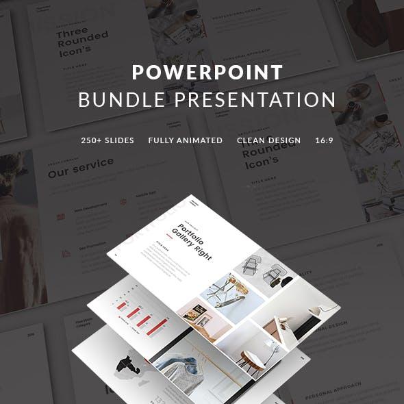PowerPoint Bundle 3 in 1