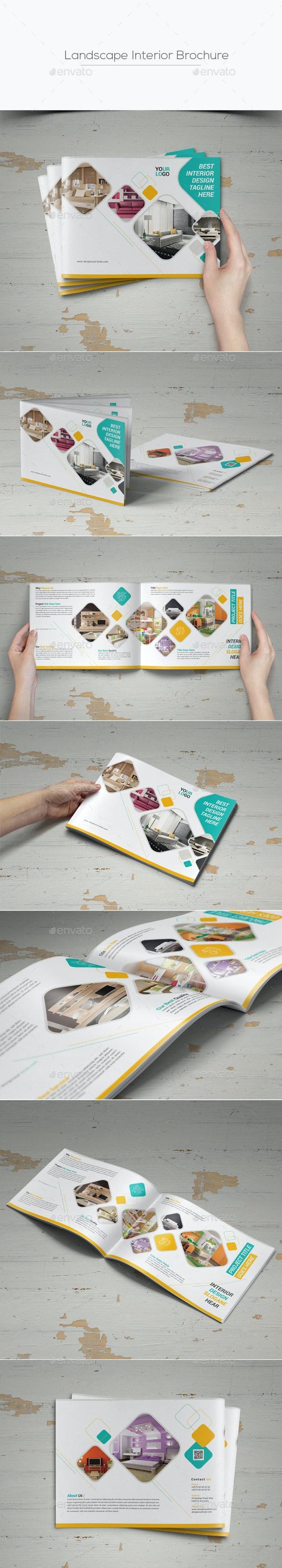 Landscape Interior Brochure - Corporate Brochures