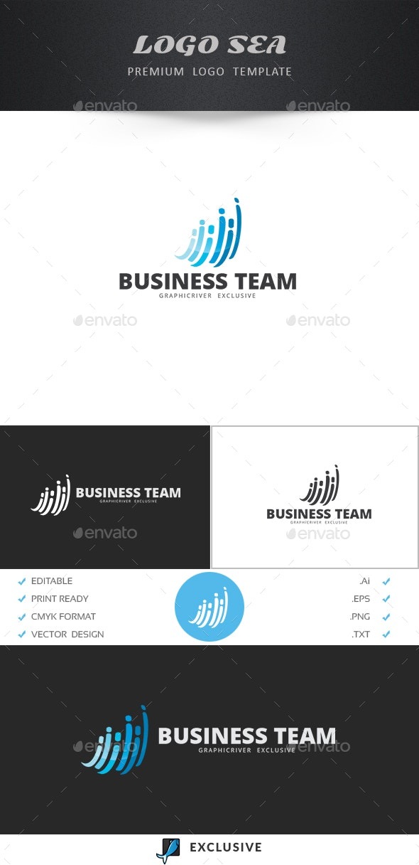 Business Team Logo template - Animals Logo Templates