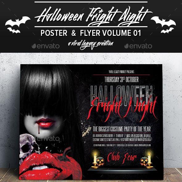 Halloween Fright Night V01