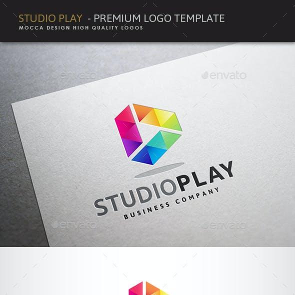 Studio Play Logo