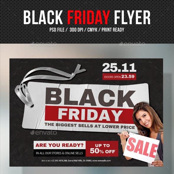 Black Friday Flyer V05