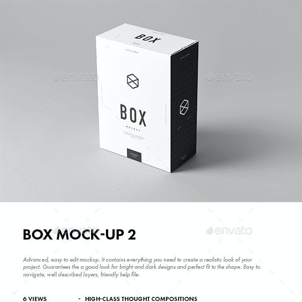 Box Mock-up 2