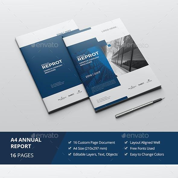 Haweya Annual Report 06