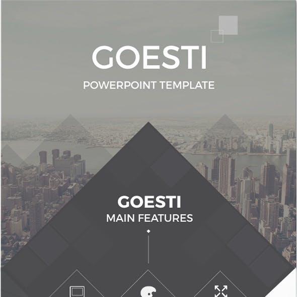 Goesti PowerPoint Template