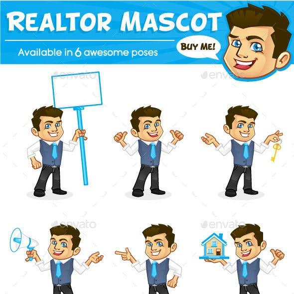Realtor Mascot