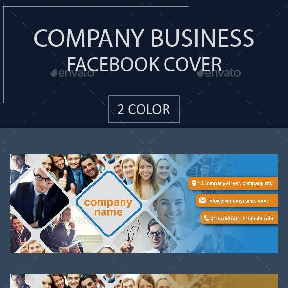 Company Business Facebook Cover