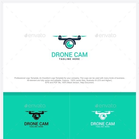 Drone Cam - Aero Vision Logo