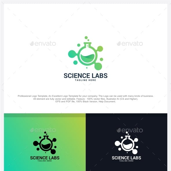 Science Labs Logo