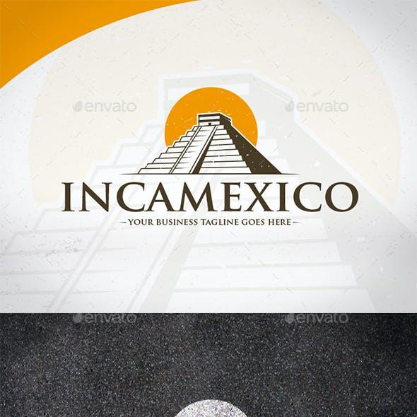 Inca Mexico Logo Template