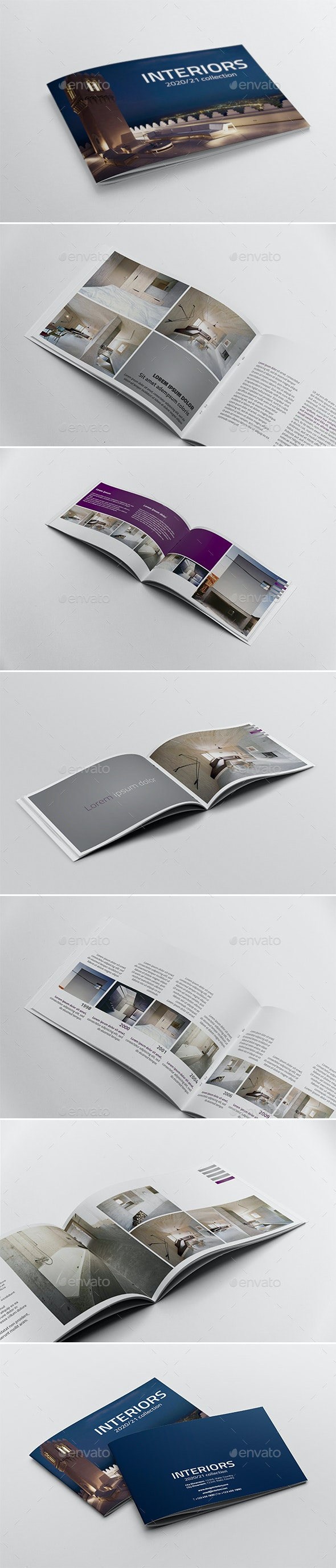 A5 Booklet / Catalogue - Corporate Brochures