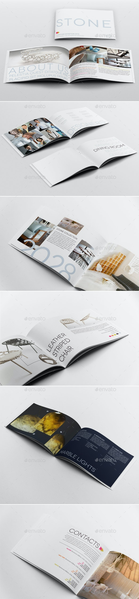 A5 Product Catalogue - Catalogs Brochures